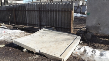 Под Воронежем школьница попала в реанимацию после падения бетонной плиты