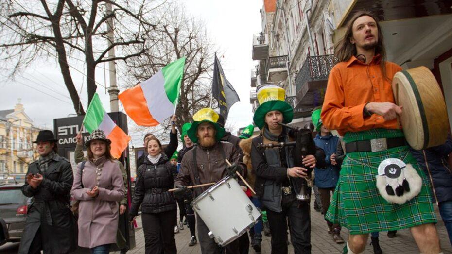 Воронежцы отказались от шествия в честь дня Святого Патрика