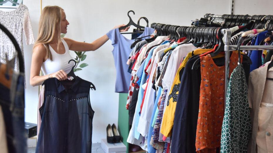 Воронежцев призвали отдать лишнюю одежду на благотворительность