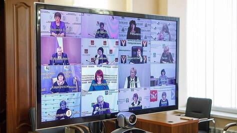Депутаты Воронежской областной думы рассмотрели в год пандемии 3 тыс обращений