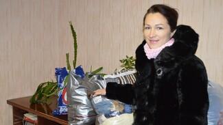 В благотворительной акции «Добрая варежка» павловских журналистов поучаствовали 300 жителей