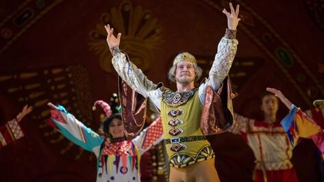 Воронежский оперный театр представил премьеру балета «Руслан и Людмила»