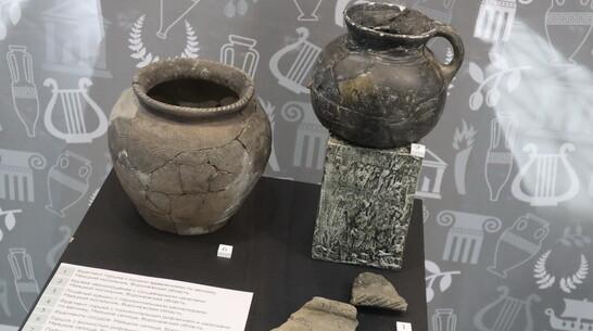 Выставку керамики из воронежского «Дивногорья» представили в Севастополе