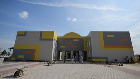 В микрорайоне Репное в Воронеже 1 сентября откроется новая школа