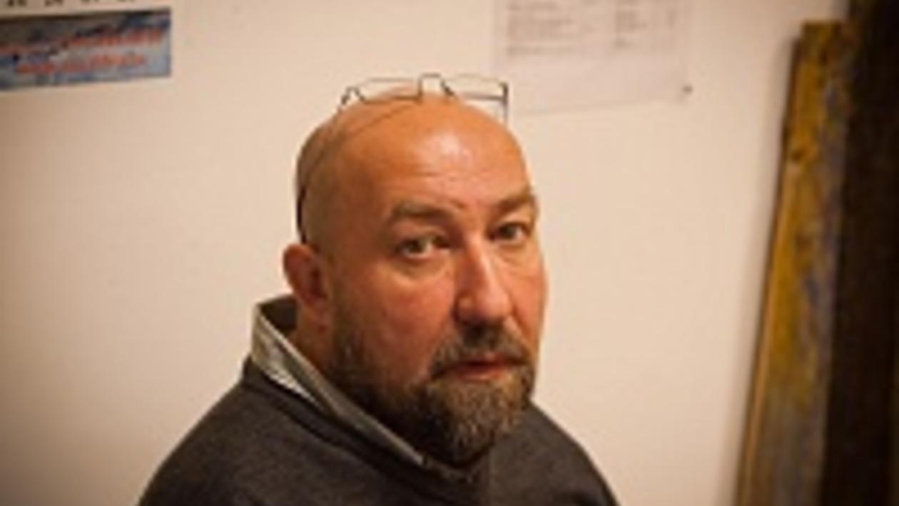 Александр Флоренский: «Я бы не рисовал хрущевки, если бы в Воронеже их не было»
