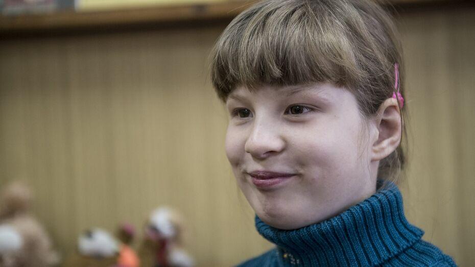 Спецпроект РИА «Воронеж». Пусть мама увидит. Модница Люда