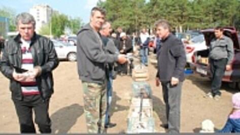 В Россоши прошла восьмая ярмарка голубеводов