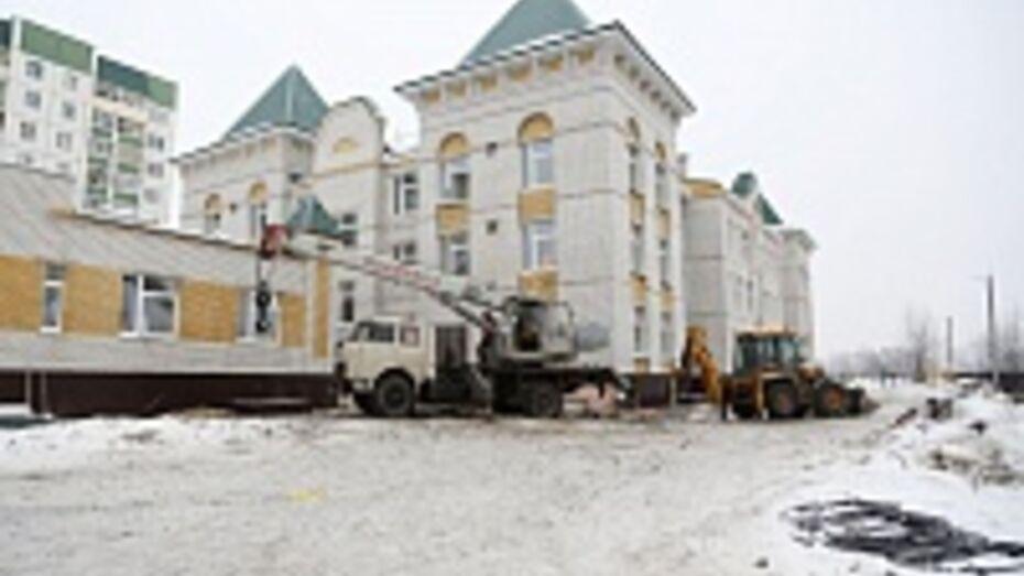 Новые детские сады в микрорайонах Воронежа будут вписаны в существующий архитектурный ландшафт