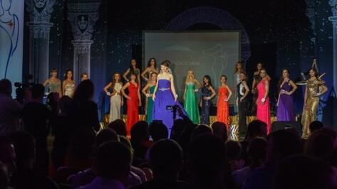 Воронежская спасательница сыграла в классики на конкурсе «Мисс МЧС России»