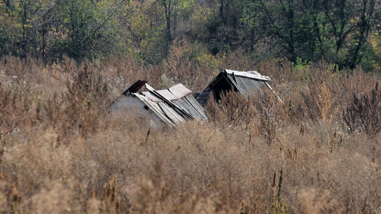 Заброшенные хутора: как пустеют воронежские деревни. Легкодымовка Первая