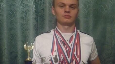 Незрячий спортсмен из Петропавловского района стал призером чемпионата России по греко-римской борьбе