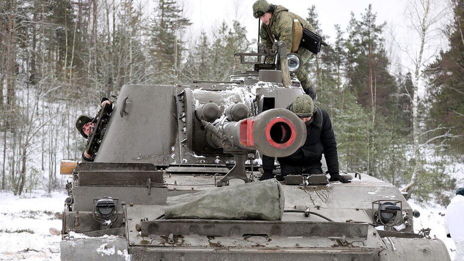 Соревнования артиллеристов стартовали в Воронежской области