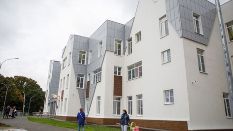 В Воронеже открылся новый детсад по уникальному проекту