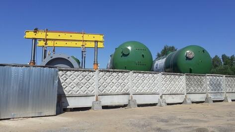 Оборудование для Курской АЭС-2 оставили на хранение в Воронежской области
