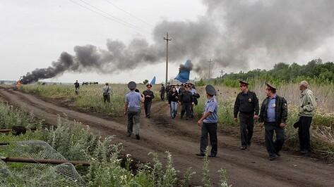 В Новохоперском районе неизвестные сожгли буровые установки и разгромили лагерь геологов (ВИДЕО)