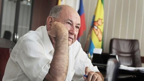 Глава Лискинского района Виктор Шевцов: «Страна сыта выборами»