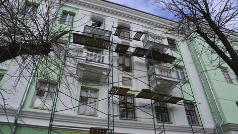За 2020 год капитально отремонтировали 291 дом в Воронежской области
