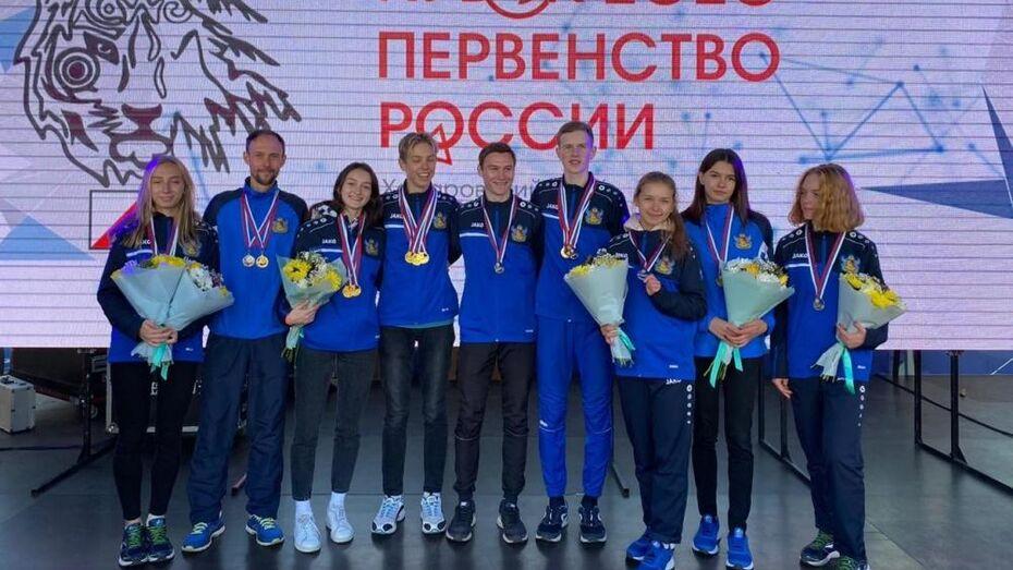 Воронежцы привезли 13 медалей с Кубка России по спортивному ориентированию