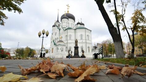 В Воронеж привезут ковчег с частью пояса Пресвятой Богородицы
