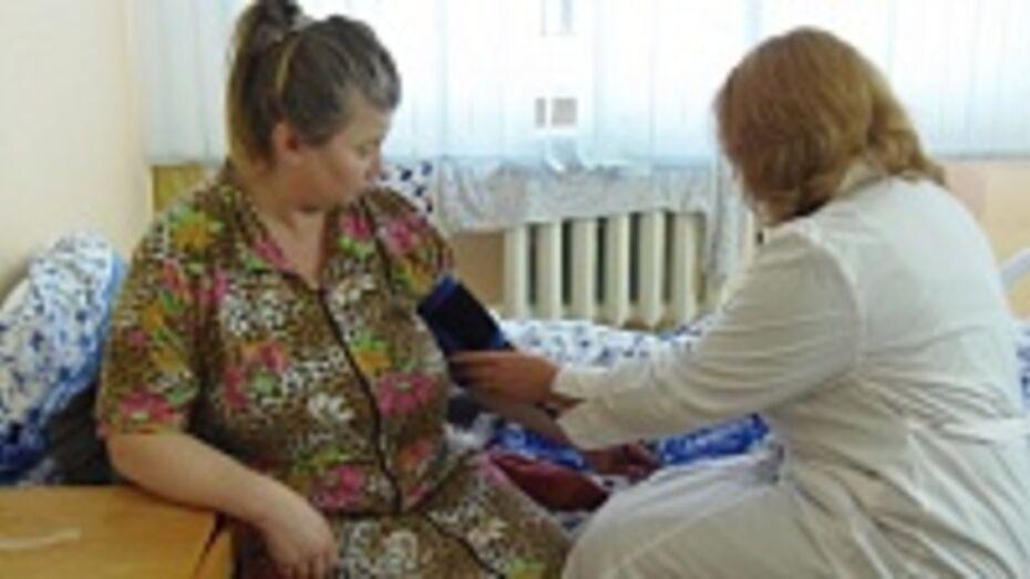 В Верхнемамонской районной больнице открылось новое реабилитационное отделение