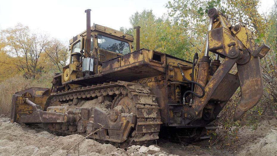 Реку Подгорная в Воронежской области расчистят к октябрю 2023 года