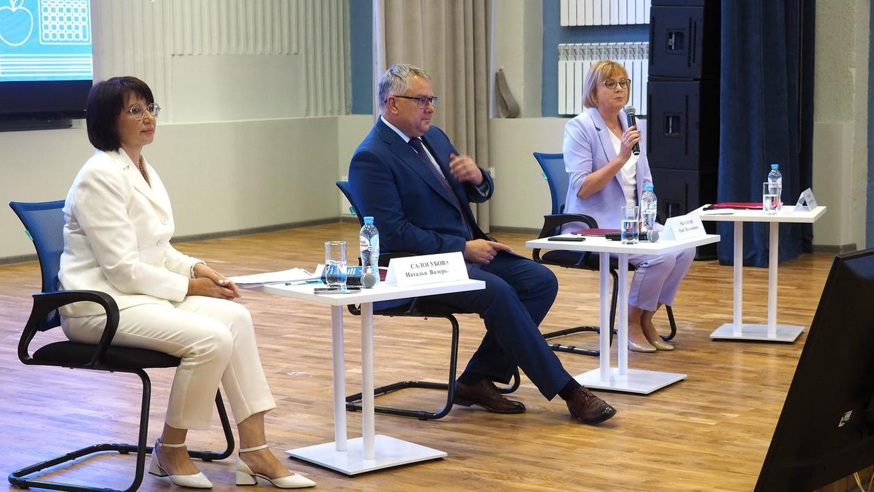 Новые школы и модель воспитания. Как изменится система образования Воронежской области