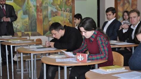 Воронежская гордума спрогнозировала нехватку школ к 2020 году