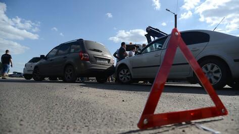 В Воронеже автоледи сбила на переходе 78-летнюю пенсионерку