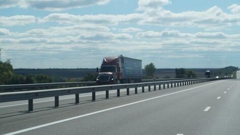Дорожники отремонтируют 36 км воронежских участков федеральных трасс