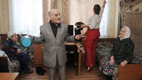 Люди Воронежской области: слепой фокусник