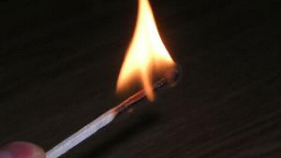 Житель Россоши поджег дом бывшей жены и покончил с собой