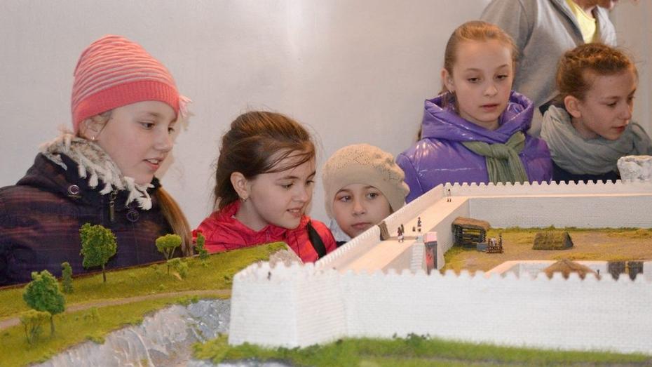 В Дивногорье презентовали проект «Маяцкая крепость. Визуализация»