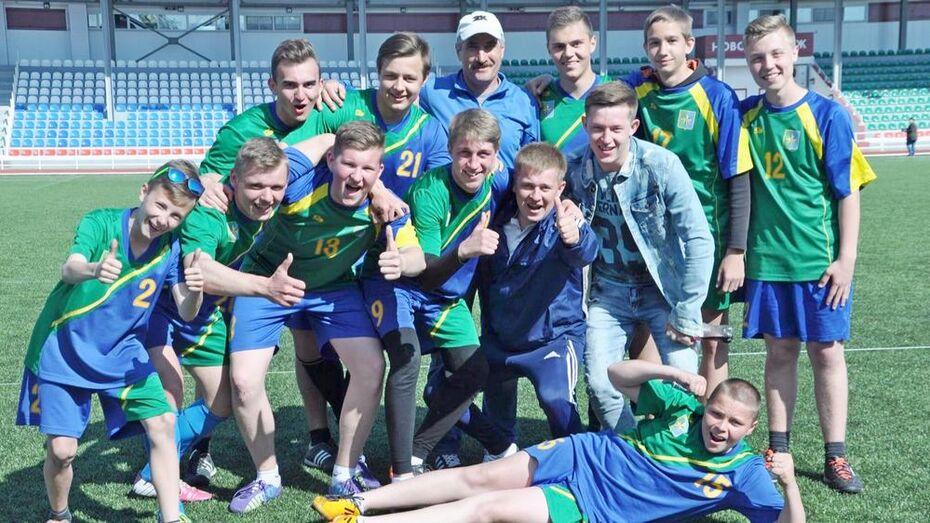 Верхнехавские лаптисты победили в областном чемпионате
