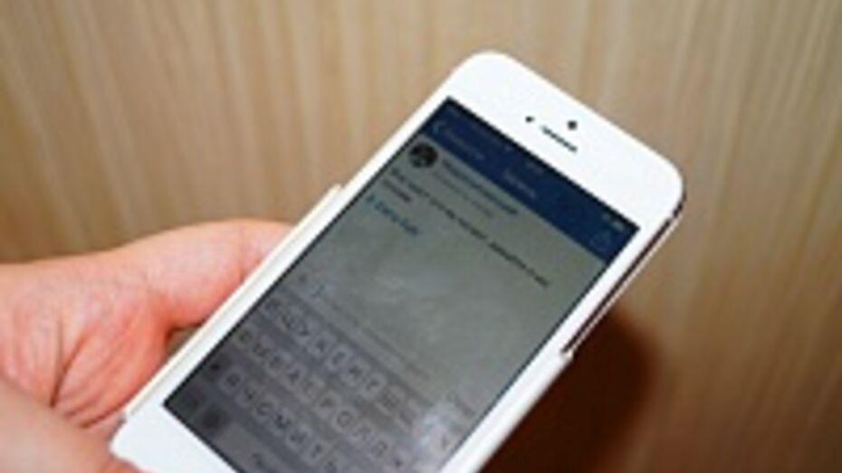 В Воронеже два часа не работала соцсеть «ВКонтакте»