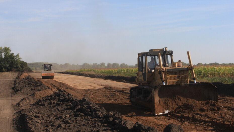 В Панинском районе между селами впервые сделают асфальтированную дорогу
