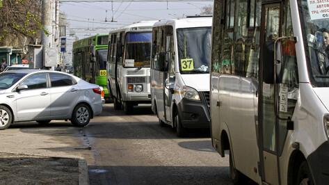 Воронеж стал последним среди миллионников в рейтинге качества общественного транспорта