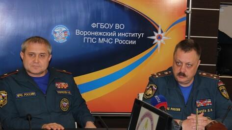 В Воронеже на базе института МЧС создадут учебный центр противопожарной службы