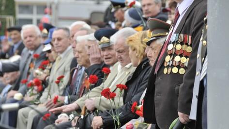 Воронежские единороссы вручат ветеранам войны и труженикам тыла фронтовые пайки