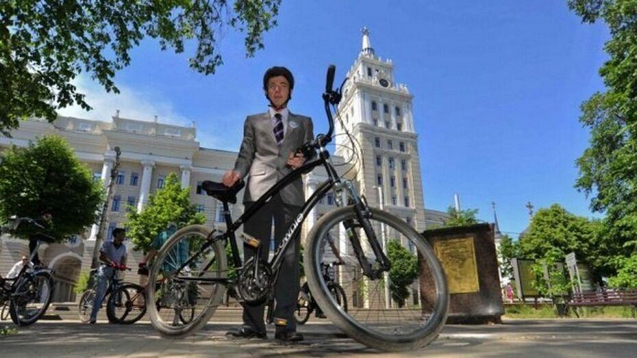 Активисты поделятся своими велосипедами с чиновниками Воронежа