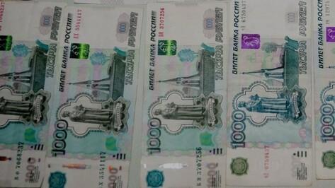 В Нововоронеже бывший уголовник дал женщине-полицейскому 12 тыс рублей