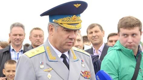 Уроженец Воронежской области возглавил Воздушно-космические силы РФ