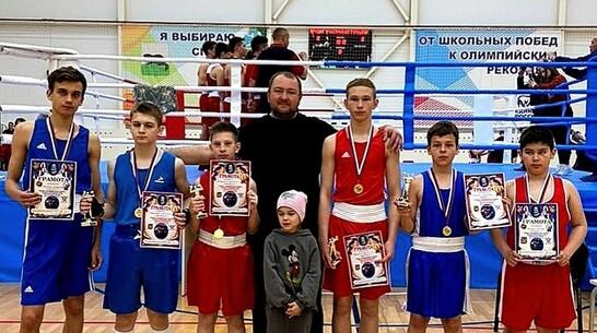 Павловские боксеры завоевали 4 «золота» областного турнира