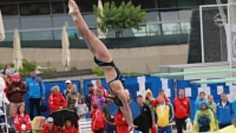 Воронежская прыгунья в воду выиграла «золото» молодежной спартакиады