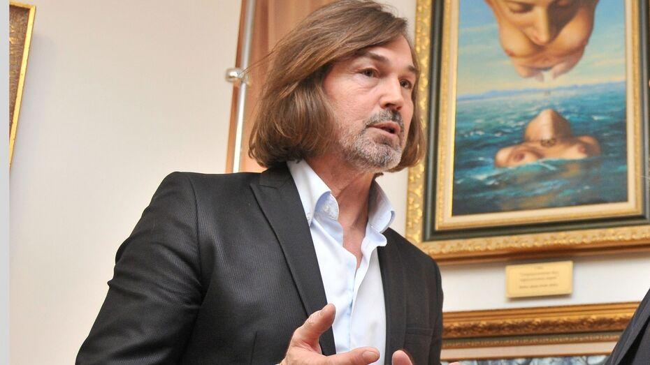 Выставка картин Никаса Сафронова откроется в Воронеже 11 августа