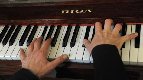Детские школы искусств Воронежской области получат 56 пианино до конца 2017 года