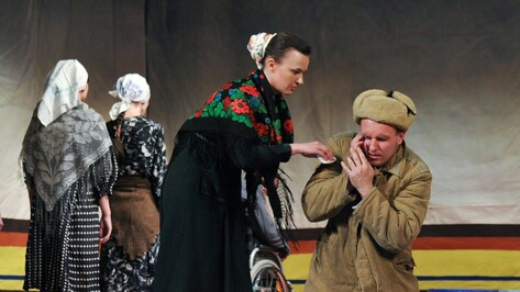 Воронежский «Театр равных» занял 3 место на фестивале в Петербурге