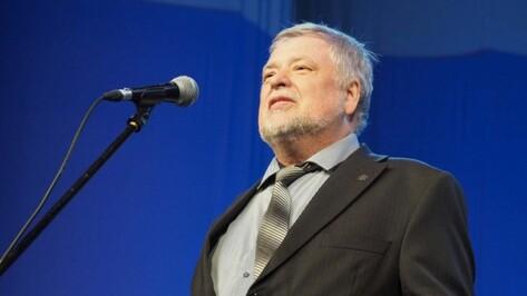 Директор Воронежского художественного училища получил медаль Российской академии художеств