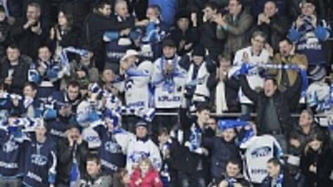 Воронежский «Буран» победил «Торос» во втором матче 1/4 – 4:0