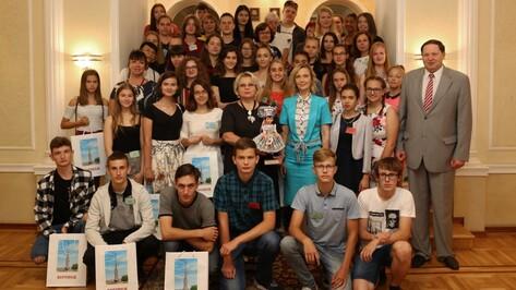 Словацкие гимназисты посетили «Гото Предестинацию» и воронежскую кондитерскую фабрику