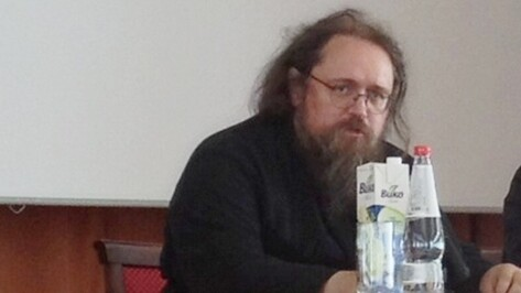 Андрей Кураев в Воронеже: «Судьба цивилизации зависит не от генетиков, а от мусульманских теологов»